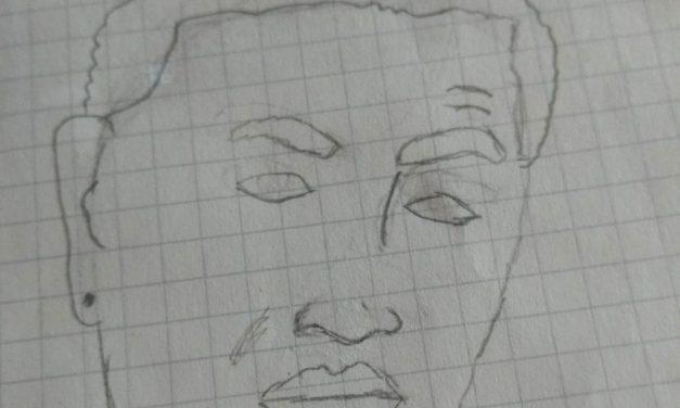 Retrato Ozuna